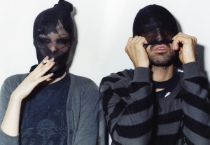Crystal Castles Montreal 2012